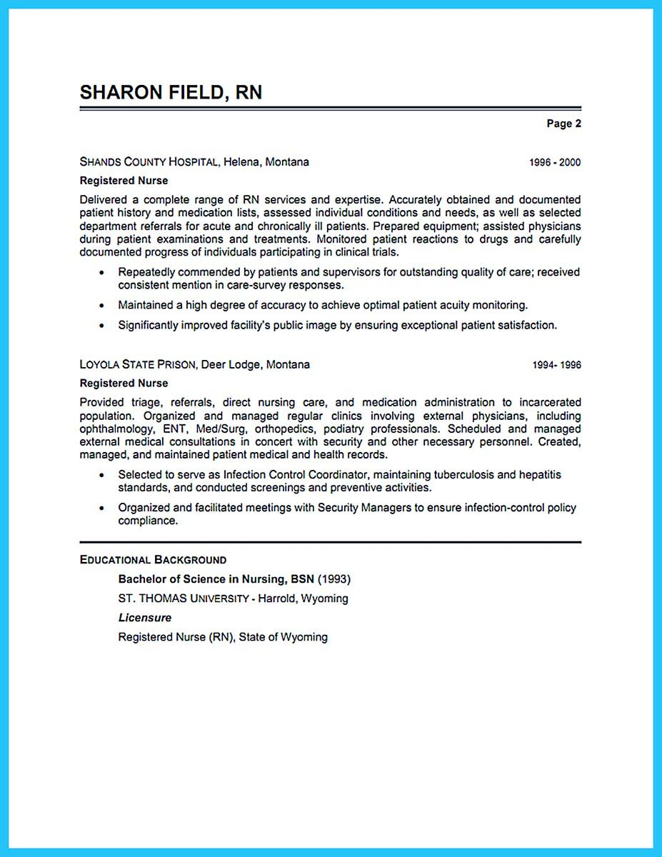 awesome High Quality Critical Care Nurse Resume Samples, Check more ...