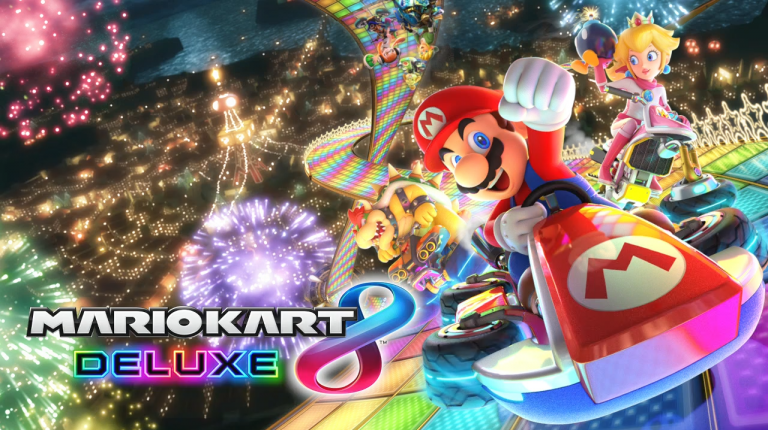 In This Continuing Feature I Will Be Examining Mario Kart 8 Deluxe S Courses Cup By Cup Evaluating The Ups And Mario Kart Mario Kart 8 Nintendo Switch Games