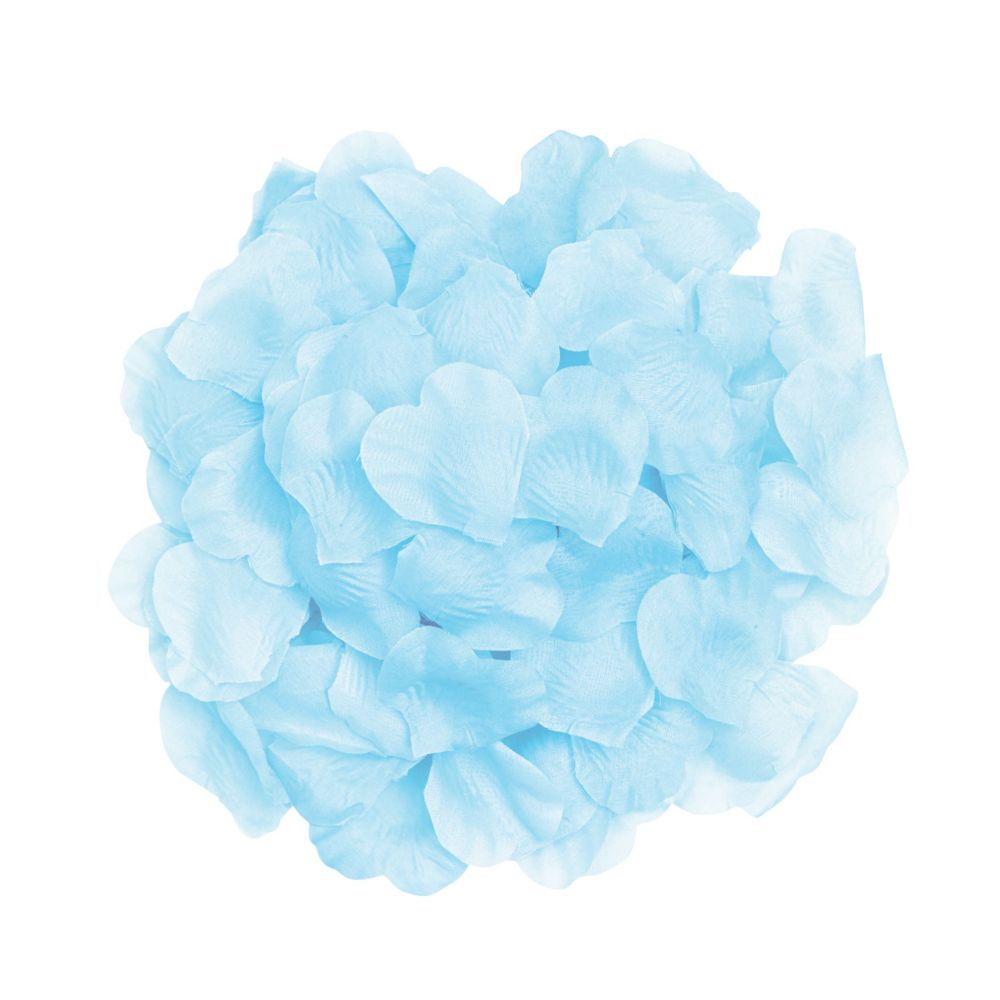 Light blue rose petals blue roses rose petals and products these light blue petals have all the beauty of fresh rose petals perfect for a wedding ceremony or reception these faux flower izmirmasajfo