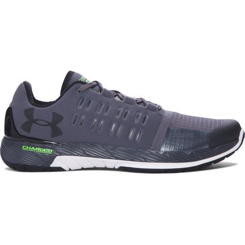 Under Armour Men's Charged Core Training Shoes (Rhino Gray, Size 14) - Men's