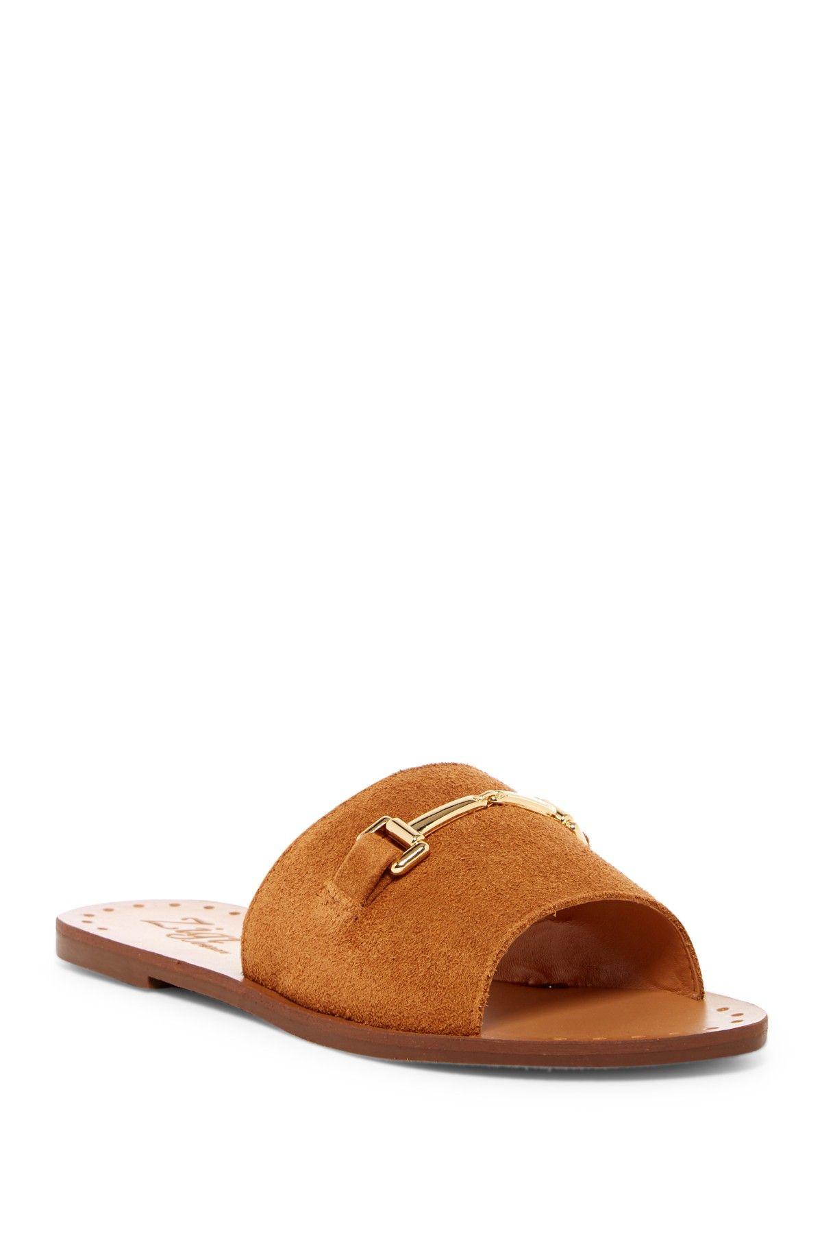 Zigi Soho | Farran Slide Sandal | Slide sandals, Sandals