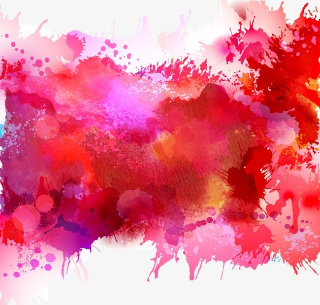 Big Canvas Art Modern Watercolor Abstract Ink Splash Big: Pin By Hannah Marrs On Ink