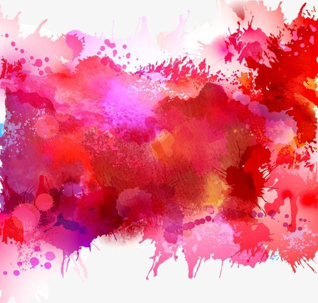 Vector Watercolor Watercolor Vector Gorgeous Watercolor Vector