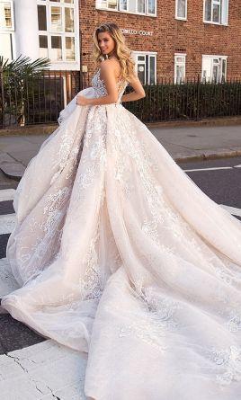 Photo of Milla Nova Karen Wedding Dress   New, Size: 10, $2,599