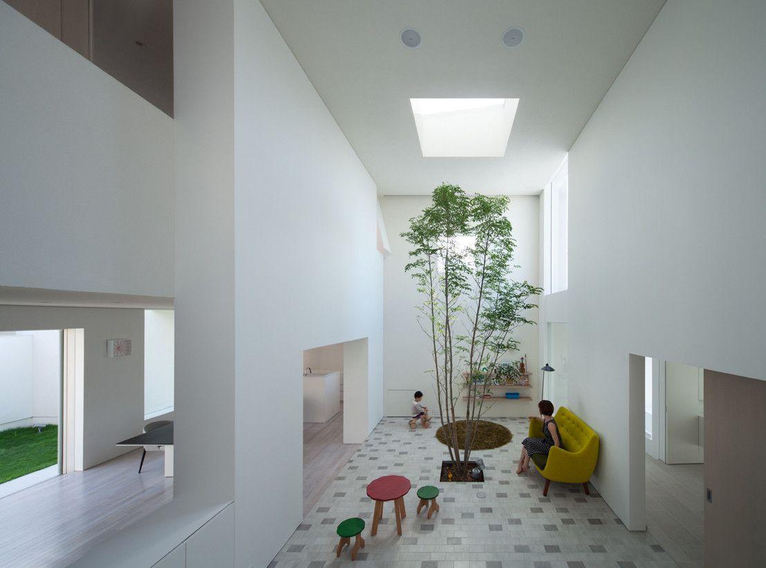 360 das moderne haus mit dem perfekten flur - Fantastisch Moderne Innenarchitektur Einfamilienhaus