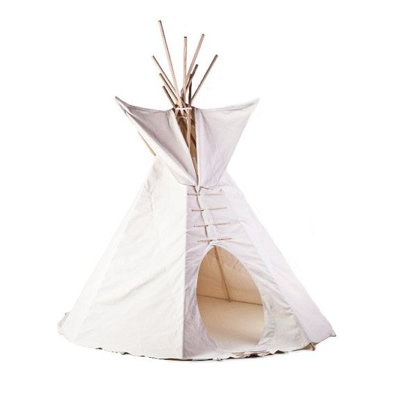 tipi in all-weather cotton canvas indoor/outdoor / willem cotton