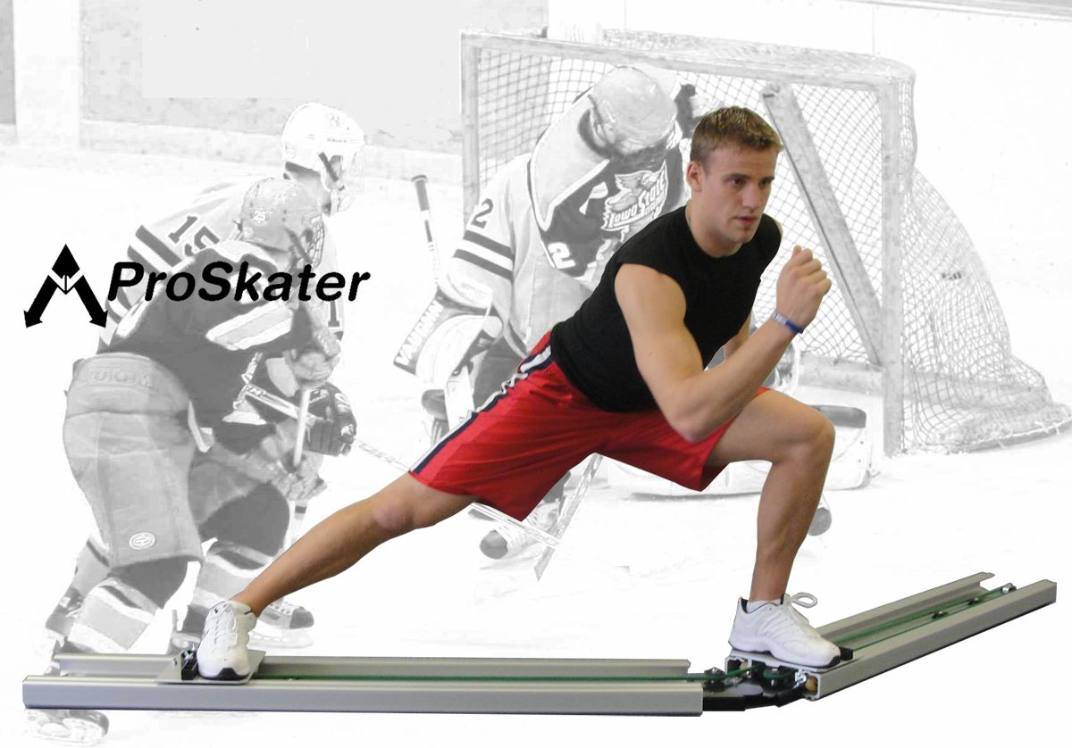 The ProSkater is for those Elite Athlete with a strong