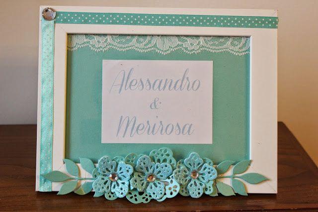 Le creazioni di Maichi: Un matrimonio Tiffany