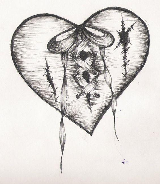 Resultat De Recherche D Images Pour Coeur Brise Tattoo Tatouages