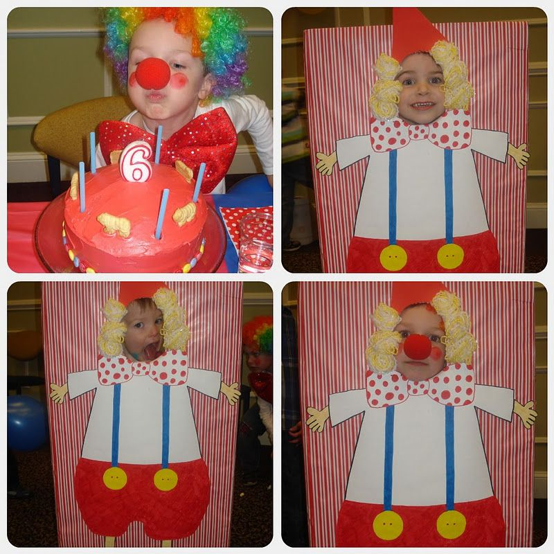 East Coast Mommy Diy Circus Carnival Party Circus Party Circus