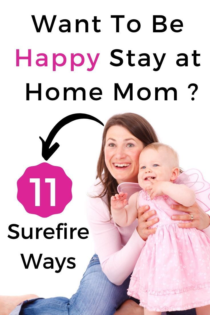11 Surefire Ways To become a happy stay at home  #stayathome