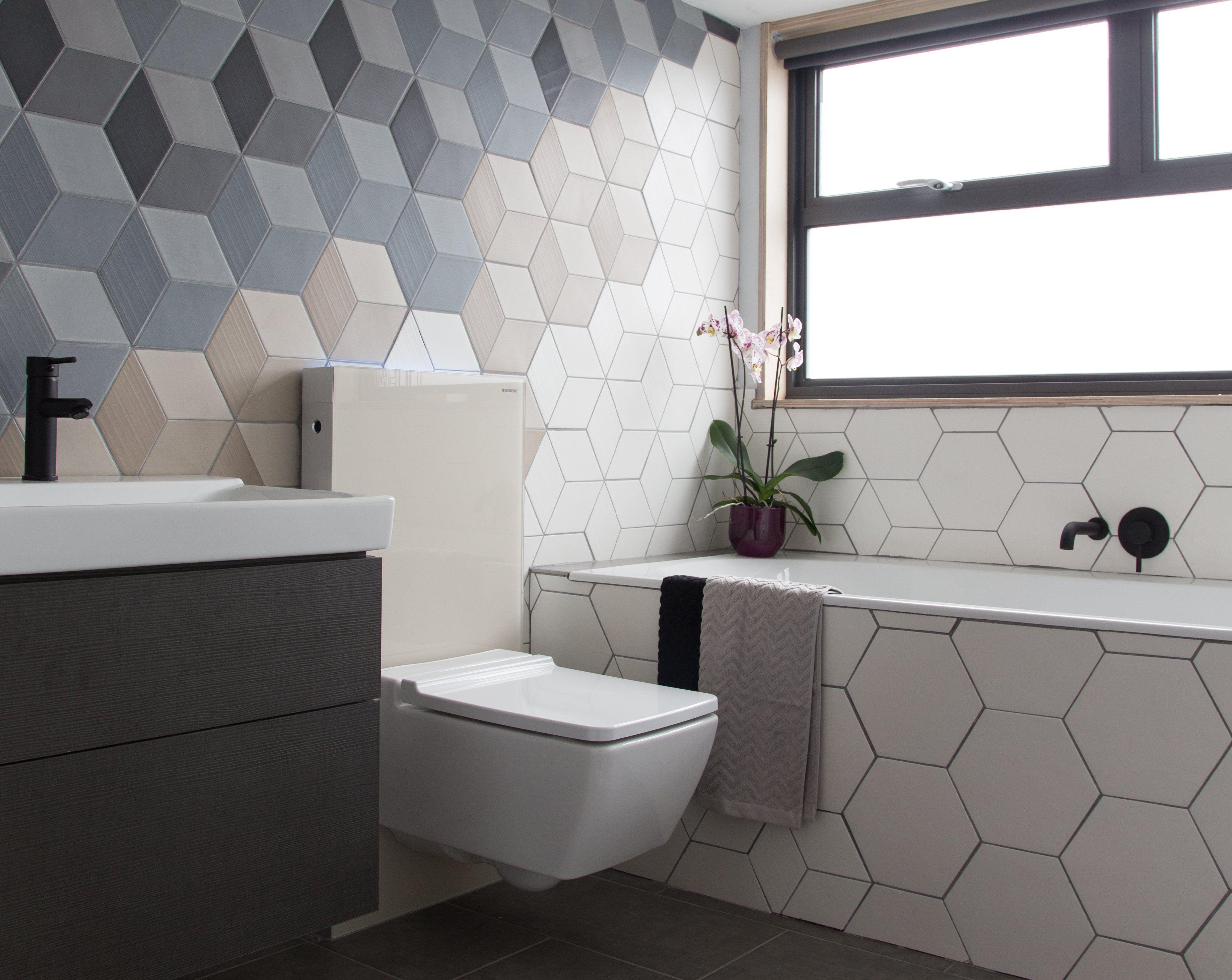 Johnson Tiles\' Avoir range helps create showstopping family home for ...