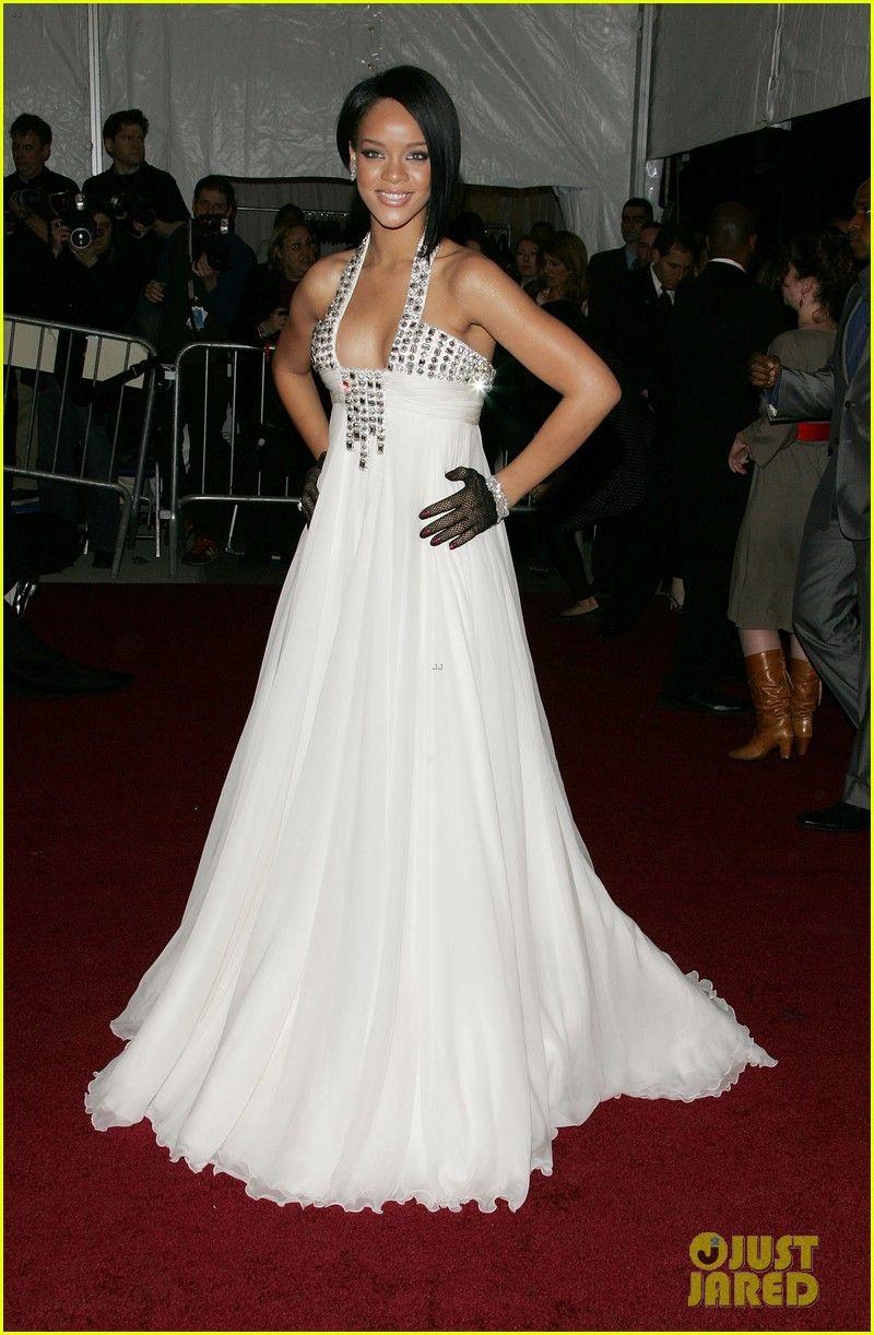 Rihannaus ravishing met gala looks evolved over the years rihanna