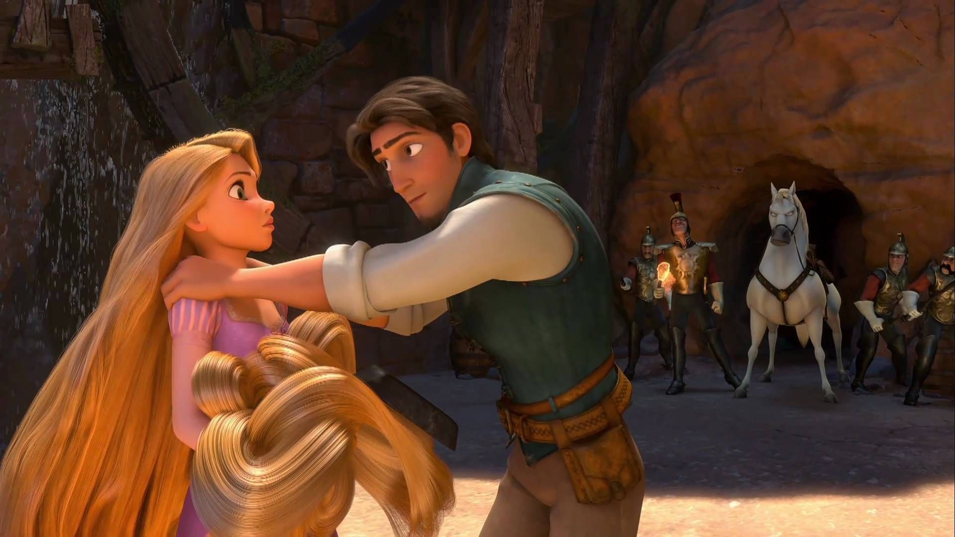 Tangled Official Trailer 2 (With images) Tangled funny