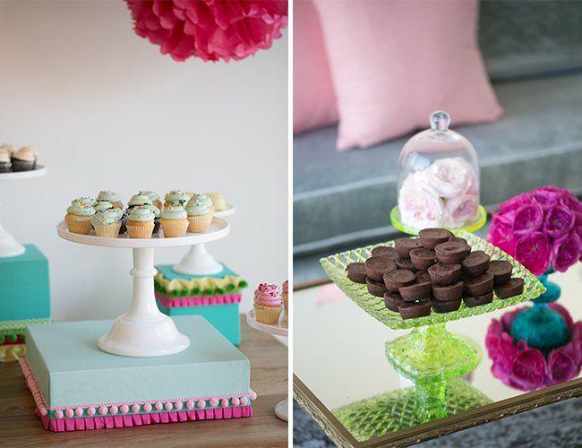 Vivid Backyard 1st Birthday Get Together | Wedding Ideas