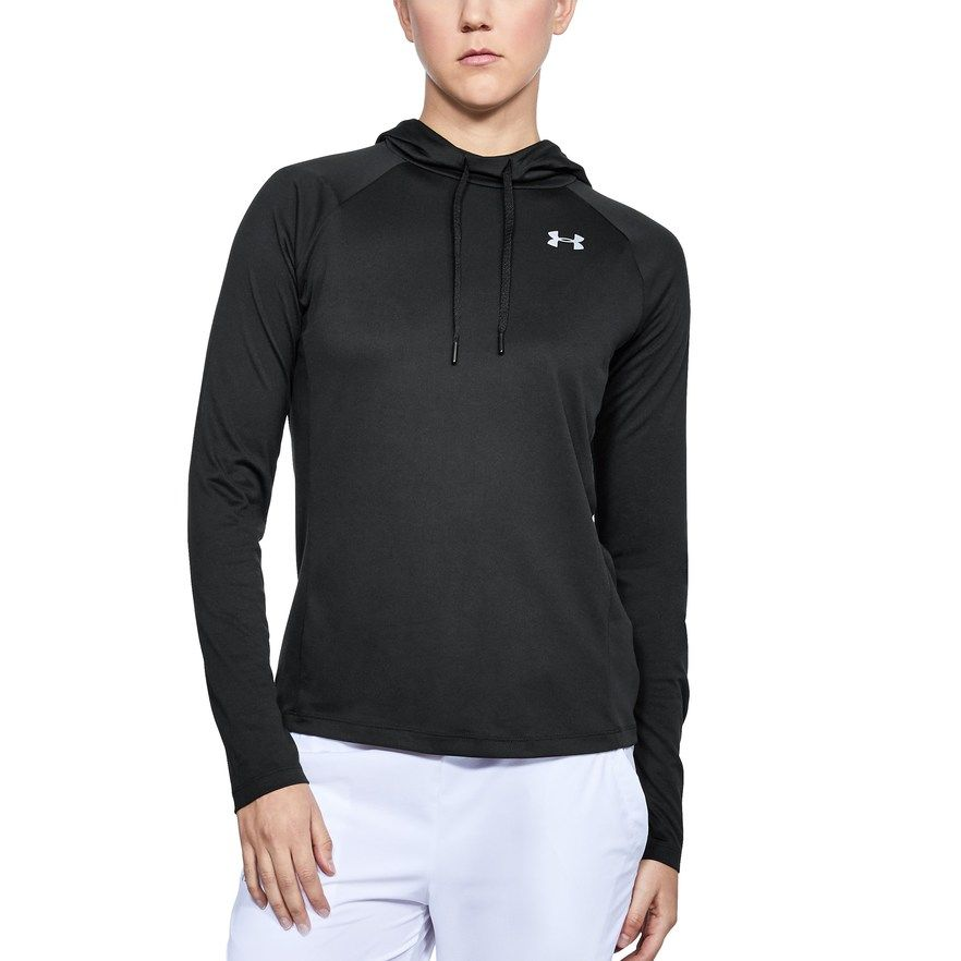 Photo of Women's Under Armour Tech Long Sleeve Hoodie