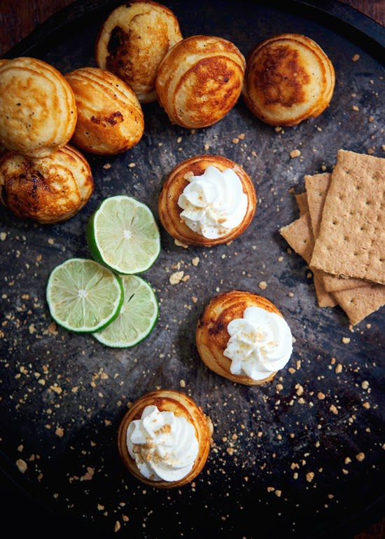 Photo of Key Lime Pie Ebelskivers – Some the Wiser