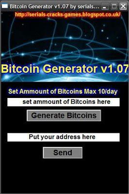 Bitcoin Generator V1 07 Download Astuces Appshacks Xyz Bitcoin Generator Bitcoin Bitcoin Hack