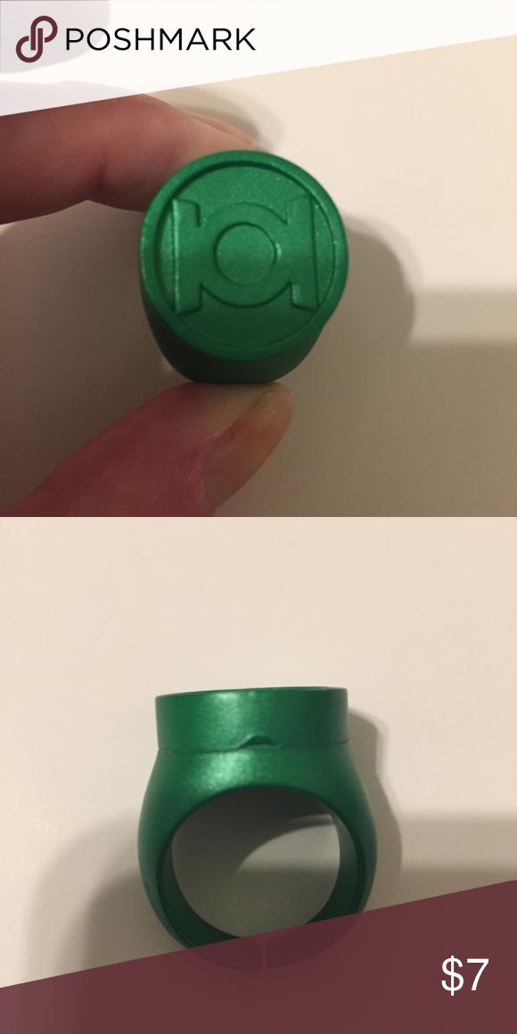 Dc Comics Green Lantern Costume Ring Green Lantern Costume Green Lantern Costume Rings