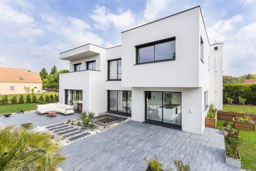 Une Maison Zen Et Sculpturale