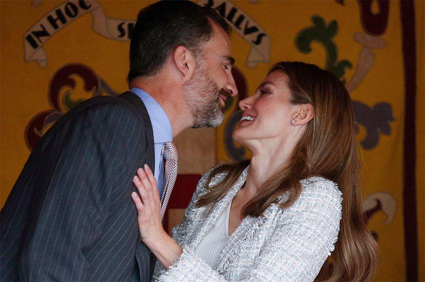 Los doce años de amor de los reyes Felipe y Letizia en doce fotografías para el recuerdo - Foto 6