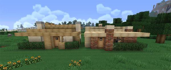 Minecraft - modernhouse5   Layout   Sources & Inspiration ...