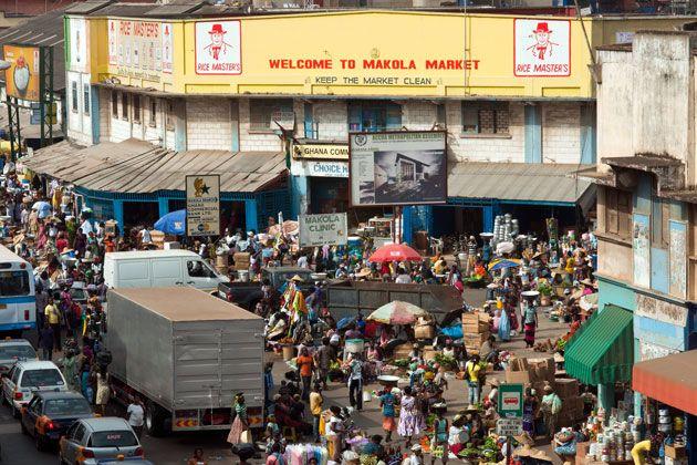 Image result for welcome to makola market