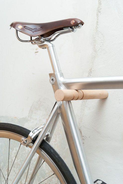 fahrrad aufhangen einfach stabstab wand