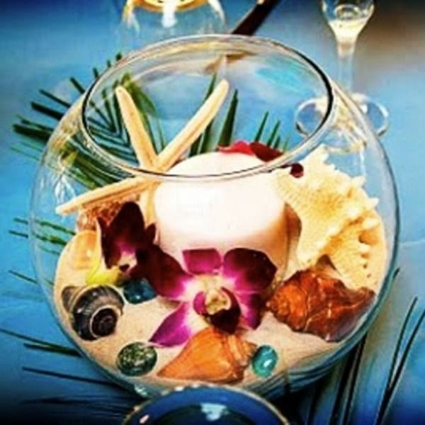 Hawaiian Wedding Reception Ideas: Party/Events/Holiday Entertaining