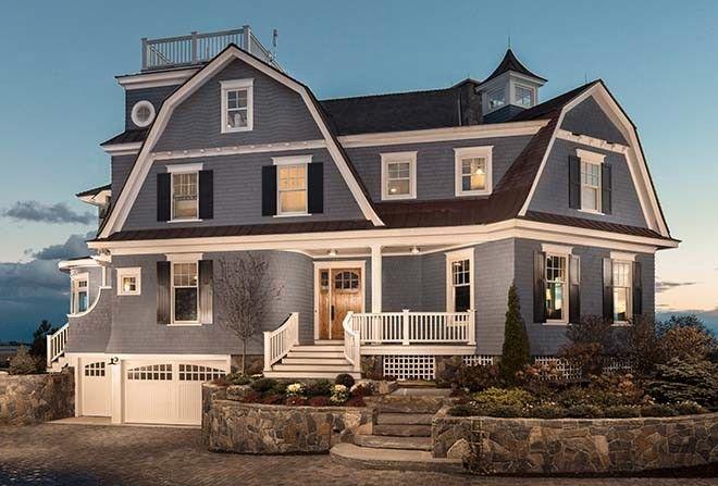 Family Heirloom In Kennebunk Beach House Exterior Maine House Beach House Plans