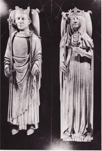 Le tombeau de Charles VI et d'Isabeau de Bavière (1424-1429) | Baviere,  Tombeau, Bavière