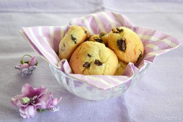 Biscotti all'uvetta | Ricetta | Ricette, Biscotti e