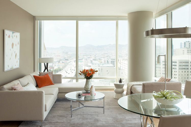 SOMA Bachelorette Pad   San Francisco Interior Design   Niche Interiors #SF  #interiordesign
