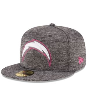 c15f1fac4 New Era San Diego Chargers Bca 59FIFTY Cap - Gray 7 3/8 | Products ...