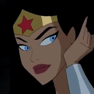 Shiny Things Wonder Woman Black Women Art Wonder