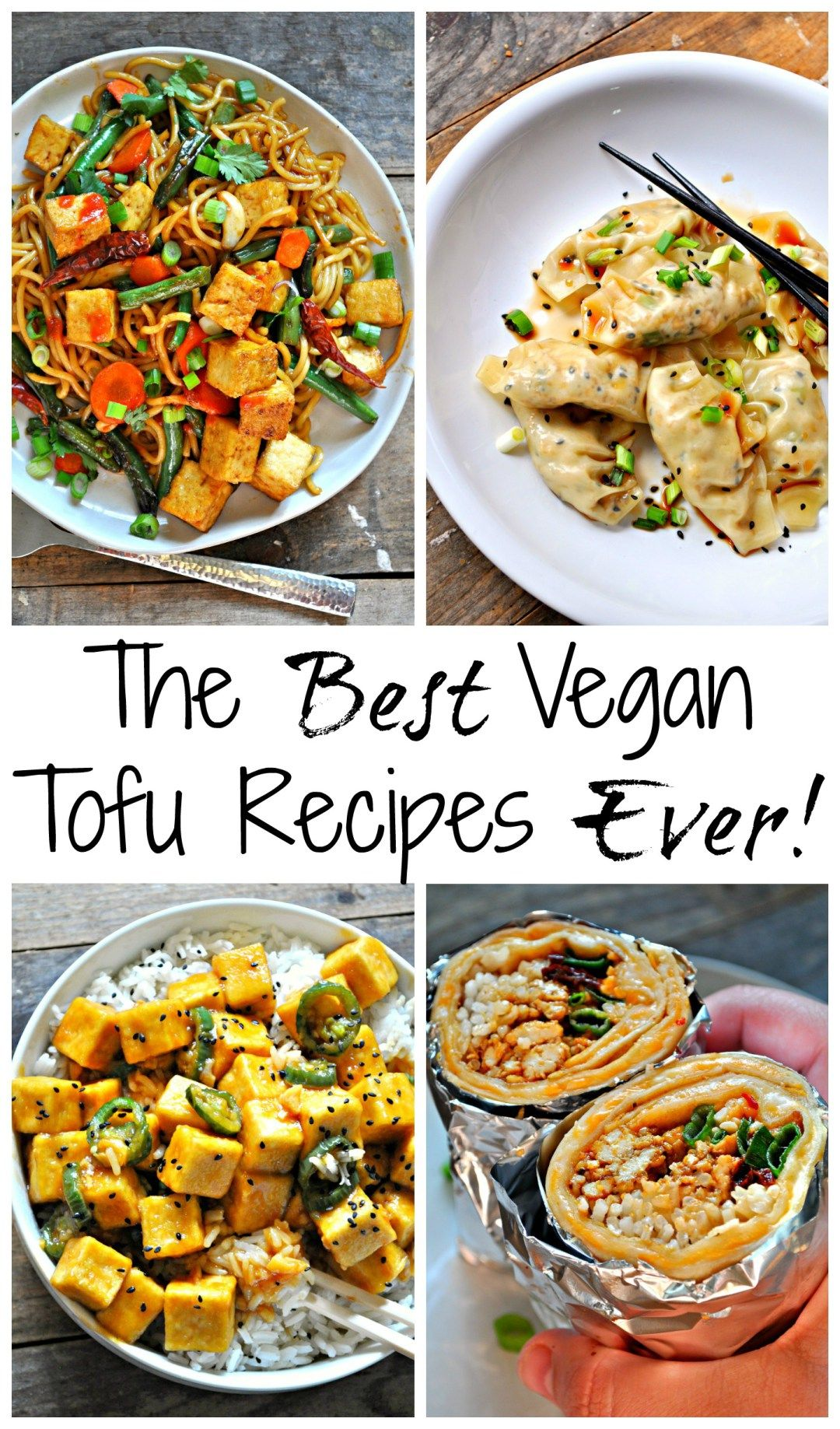 The Best Vegan Tofu Recipes Ever   Recipes from Rabbit and