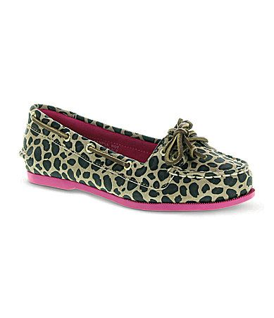 Sperry TopSider Girls Audrey Boat Shoes #Dillards