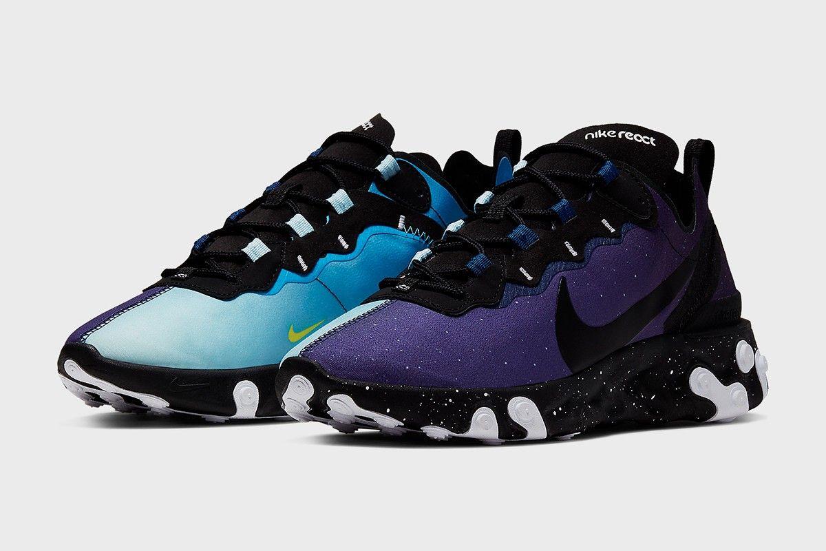 Summer Shopping Special: Men's Nike React Element 55 Sneaker
