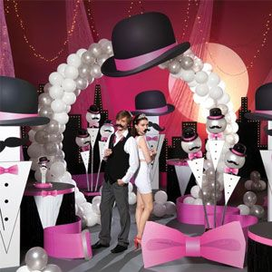 5 Fun New Ideas For Prom Themes Prom Themes Pinterest Prom Theme Ideas