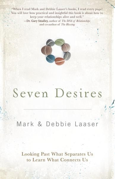 In this instructive and inspirational book, Mark and Debra Laaser teach us how to have richer relationships with God and others. Using stories and straightforward observations, they examine seven desires we all share, and illustrate how understanding those desires can enhance our relationships and enrich our lives.