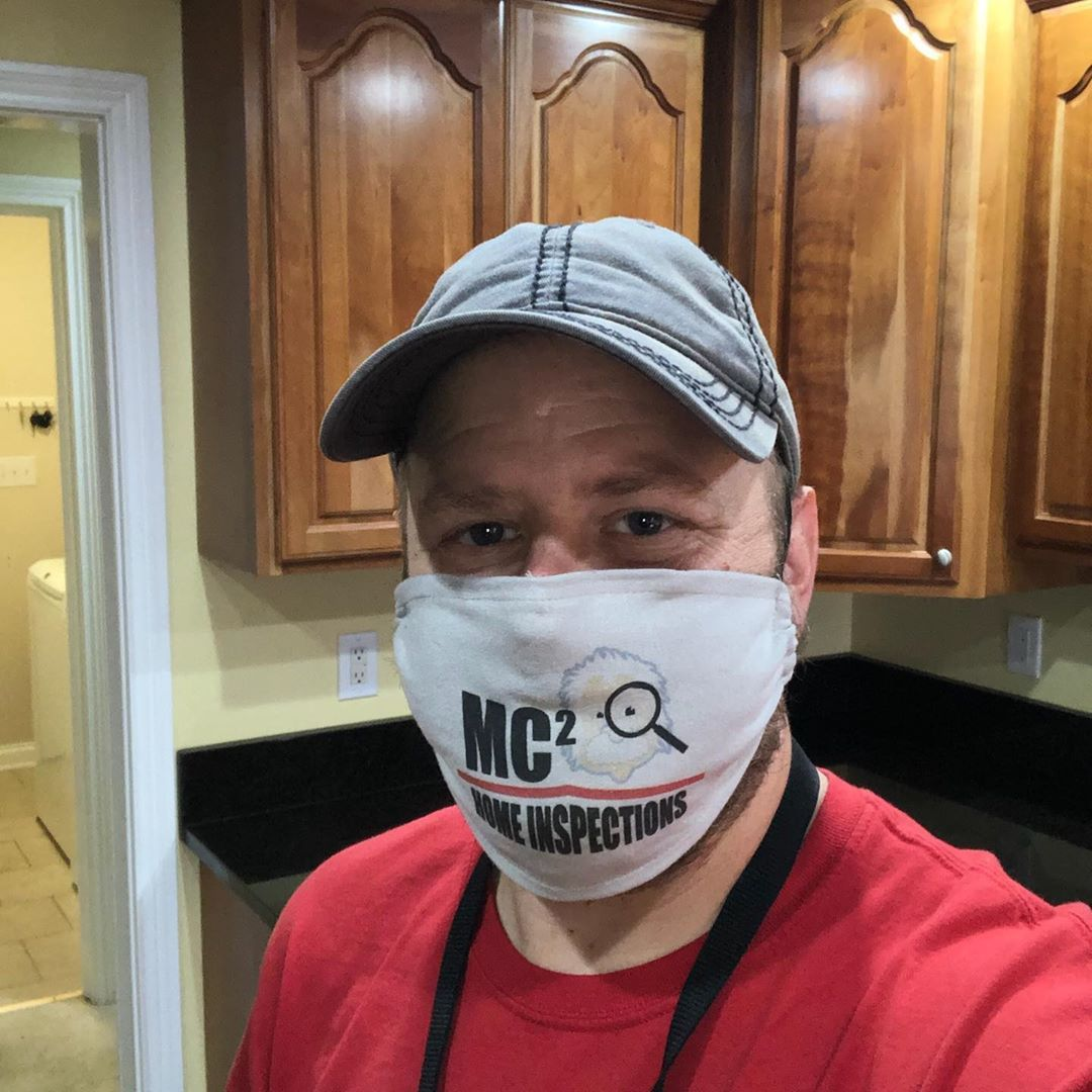 """MC2 Home Inspections on Instagram """"Mr. Papenfus sporting"""
