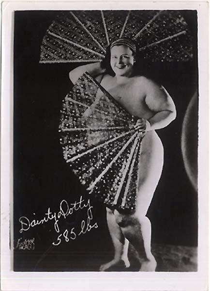 fat women Vintage