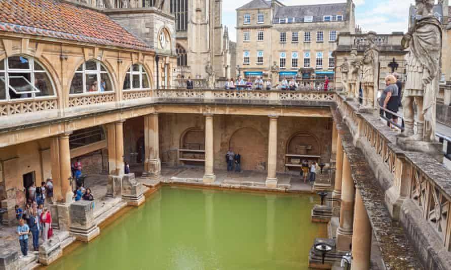 A Walking Tour Of Bath The Ultimate Spa Break Spa Breaks
