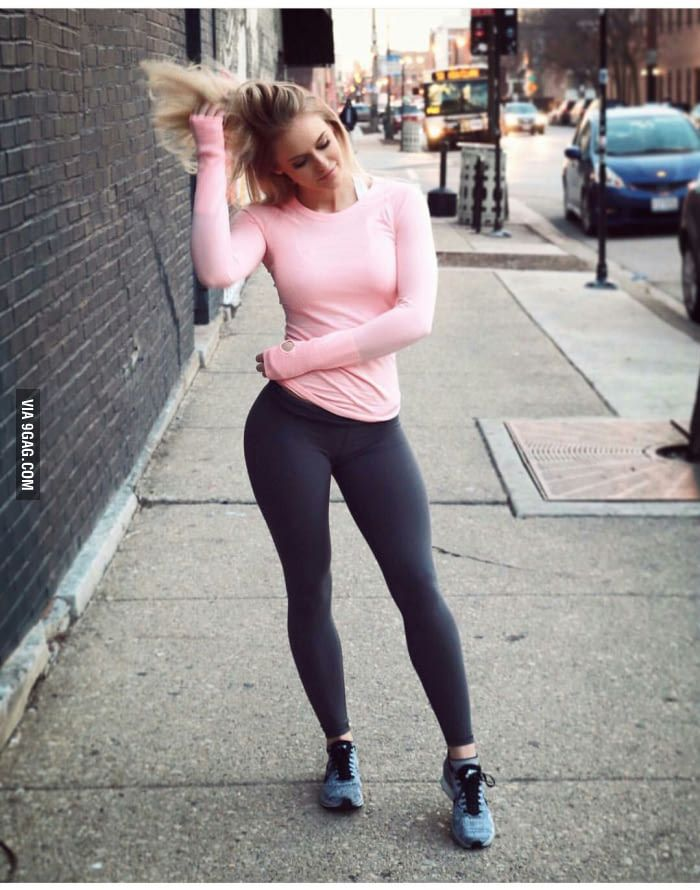 3016938189b29 Anna Nystrom she is one fine woman | Sexy girls | Yoga Pants ...