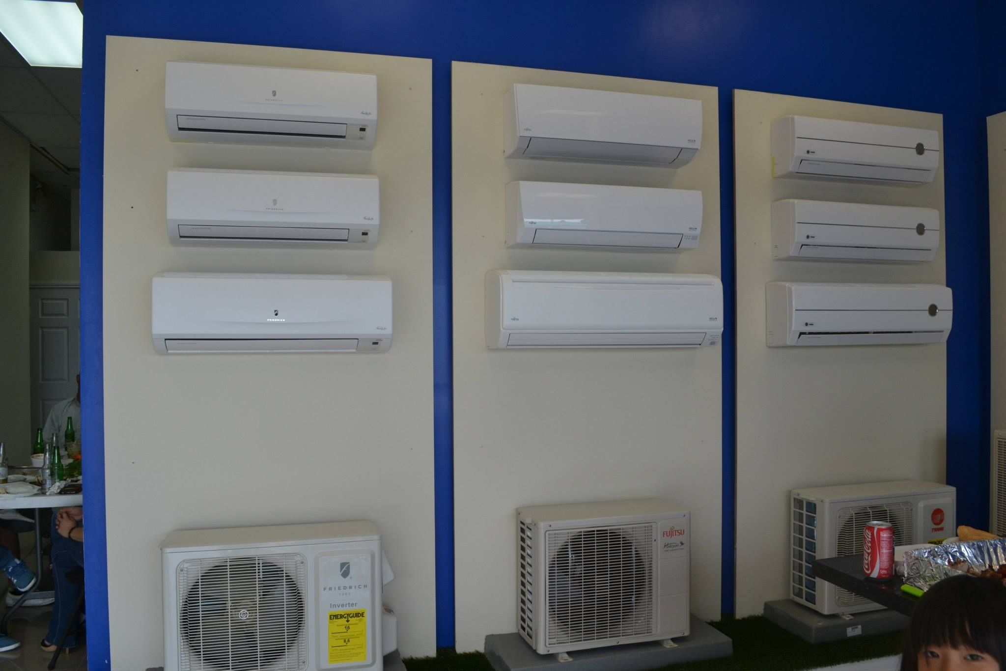 D Air Conditioning Company LLC Specialized in Mini