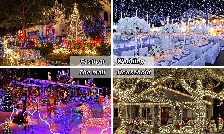 Large Outdoor Christmas Lights Wholesale Ichristmaslight Navideno Decoracion De Unas