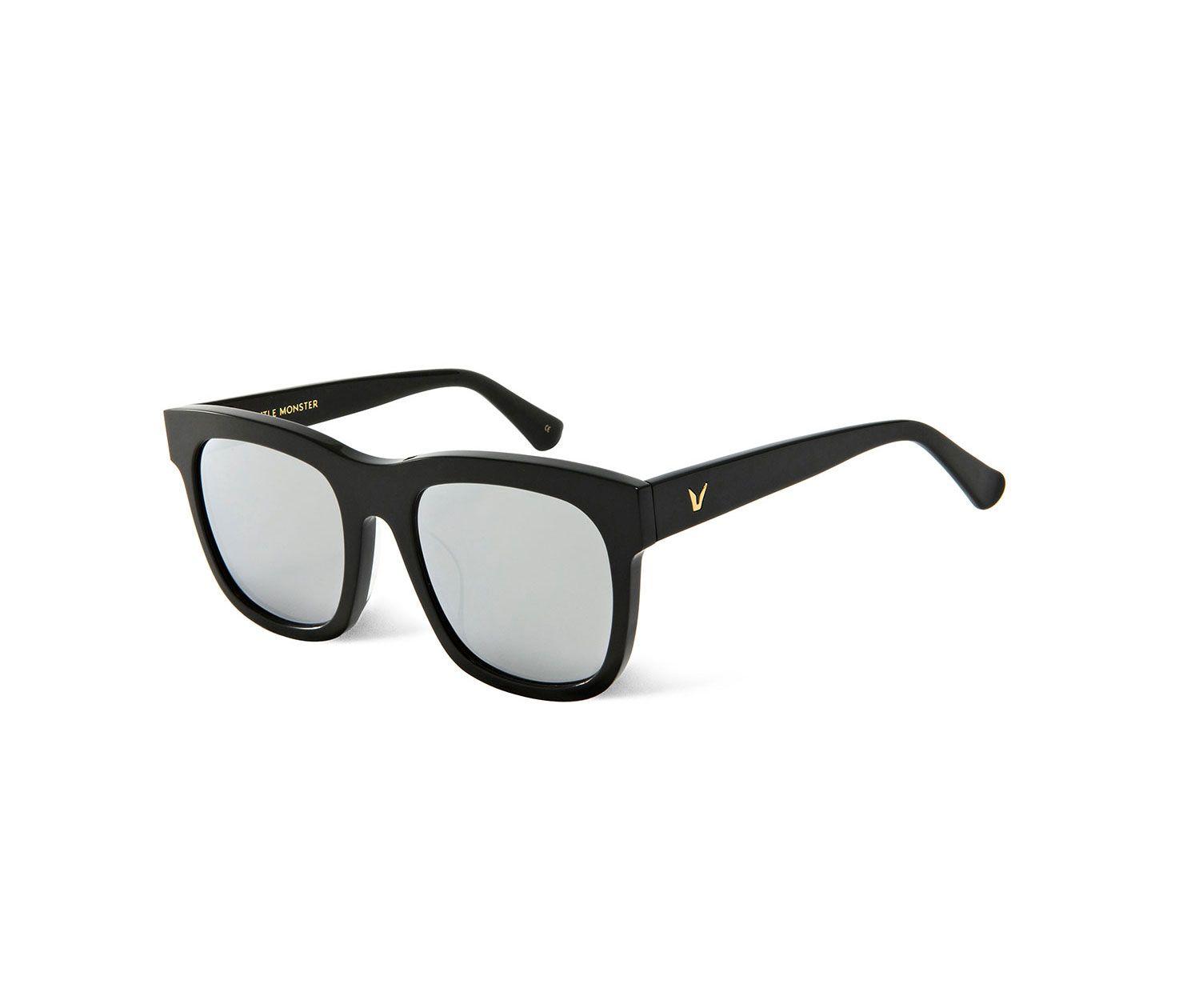 adf35fc266b GENTLE MONSTER - KAISER 01(1M) - black over-sized square sunglasses ...