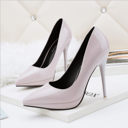 543028631fe wedding shoes NEW Women Stiletto Pointed-toe High Heels Suede Pumps Party  Shoes Wedding Shoes
