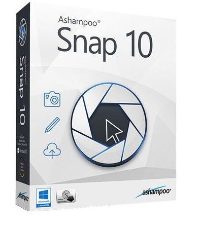 ashampoo snap 8 descargar gratis