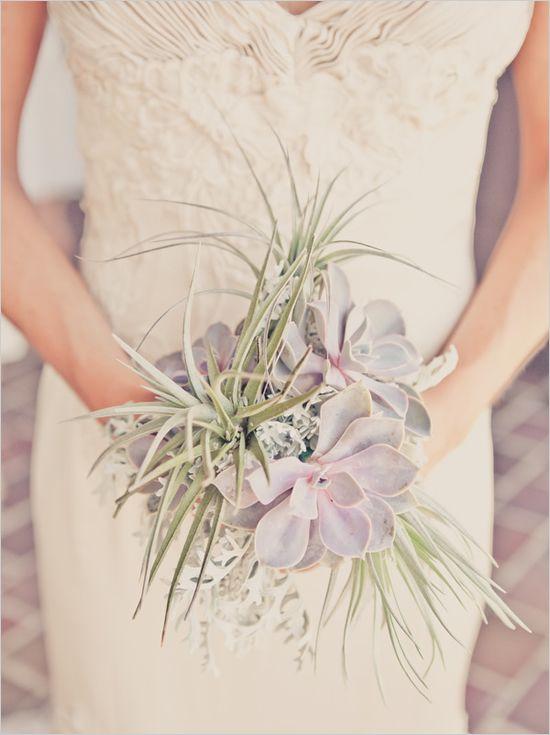 Vintage Anthropologie Themed Wedding Wedding Flowers Wedding